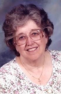 Kathleen Elizabeth Wittmeyer obituary photo