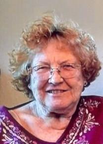 Janet Olga Wing obituary photo