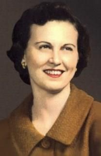 Harriet Johnston obituary photo