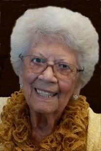 Anna Virginia Graham obituary photo