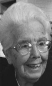 Doris Elizabeth Bentz obituary photo