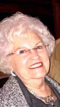 Norma Simmons Harris obituary photo