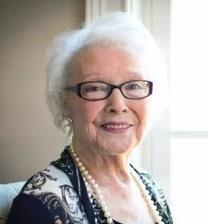 Margaret Ethridge Hobgood obituary photo