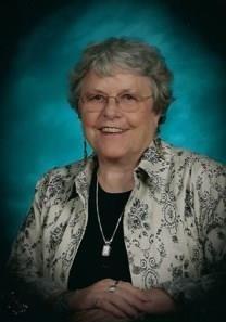 Mary Maxine Wimber obituary photo