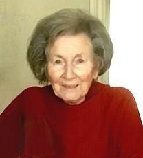 Irene Martin Pugh obituary photo