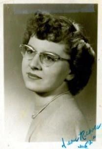Mary Jean Breum obituary photo
