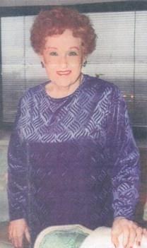 Mary Ethel Patti obituary photo
