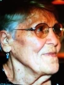 Nina Mae McVey obituary photo