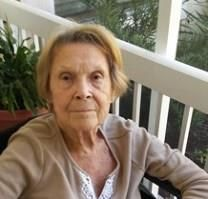 Natalie Margaret Crane obituary photo