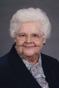 Martha E. Ebner obituary photo
