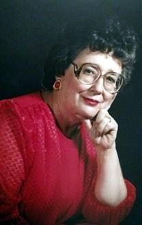 Roberta Louise Wiseman obituary photo