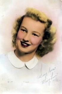 Mary Lou Wilson obituary photo