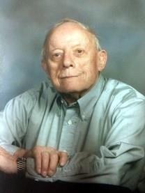 Edwin Francis Spenceley obituary photo