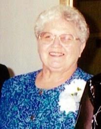 Polly Ann Marshall obituary photo