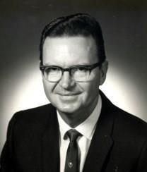 Harry Walter Metzner obituary photo