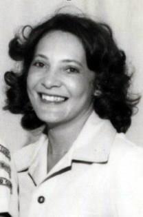 Barbara Moore obituary photo