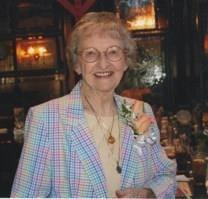 Frances Ellen Hodapp obituary photo