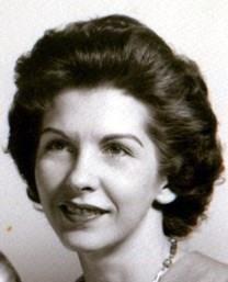 Carole Jean Burger obituary photo
