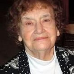 Antoinette Mary Rieu