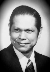 Nestor R. Canoy obituary photo