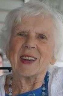 Edith Ferguson Holm obituary photo