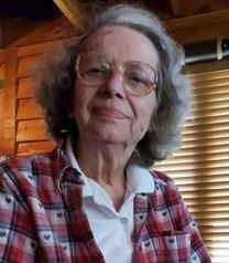 Frances Decker obituary photo