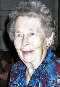 Arlene Elizabeth SIEMONS obituary photo