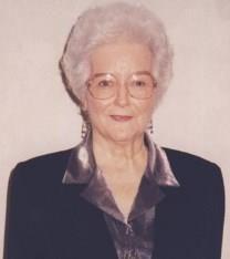 Pauline Box Stroope obituary photo