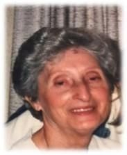 Margaret Phyllis Greear obituary photo
