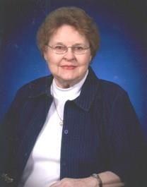 Doris Jean Spence obituary photo