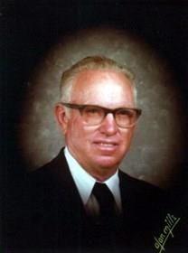 Clifton Bailey Burleson obituary photo