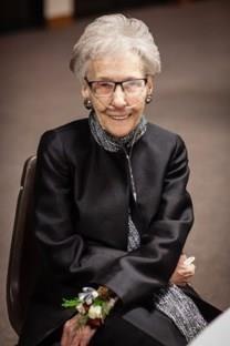 Clara Faye Bolen obituary photo