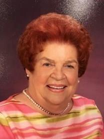 Jean Pinkston obituary photo