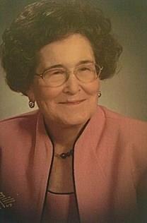 Faye Eldridge obituary photo