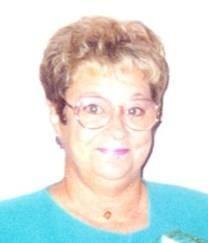 Betty Sue Cliff obituary photo