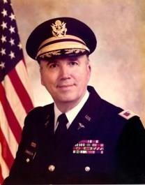 George Bertrum Randolph obituary photo