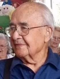 Roger Wilbert Marron obituary photo