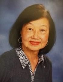Lorna Lok Ping Cheng obituary photo