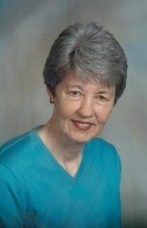 Sue Barger Edwards obituary photo