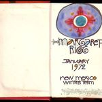 January 1975: New Mexico journal title page