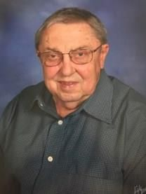 Richard F. Heitzman obituary photo