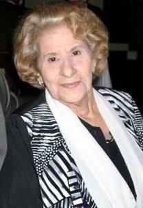 Sylvia Bode obituary photo