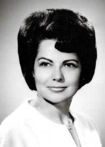 Peggy B. Rainey obituary photo