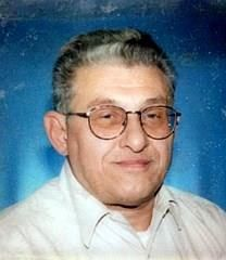 Peter John Fardellone obituary photo