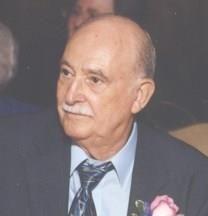 Allen Joseph Hebert obituary photo