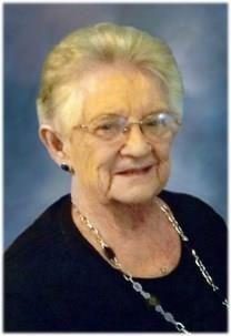 Helen Victoria Strevett obituary photo