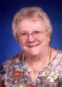 Irma Olivia Lentz Stafford obituary photo