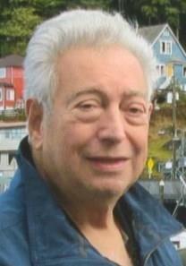 Columbus Mazza obituary photo