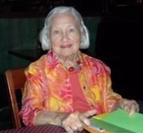 Frances Allen Moore obituary photo