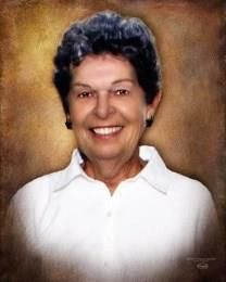 Mary Eva Curry obituary photo